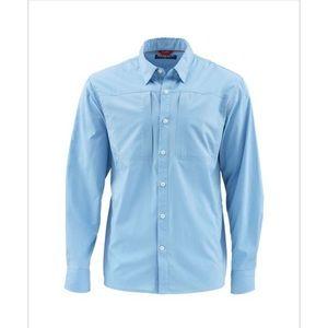 Simms Men's Long Sleeve Fishing Shirt
